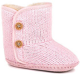 UGG Purl Sweater Crib Shoes