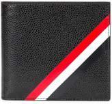 Thom Browne striped bifold wallet