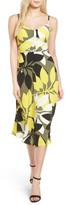 Bailey 44 Women's Floral Print Midi Dress
