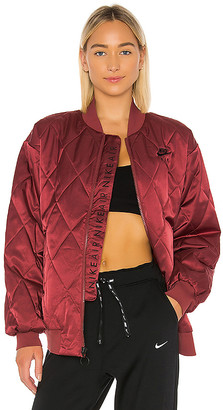 Nike Satin Jacket