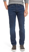 Levi's 501 ® CT Custom Tapered Fit Jeans (Chip)