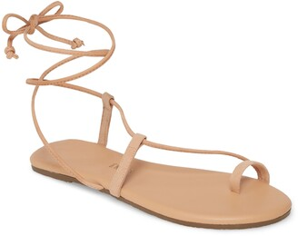 TKEES Jo Lace-Up Sandal