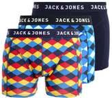 Jack & Jones Jacpattern 3 Pack Shorts Navy Blazer