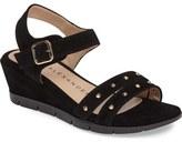 Athena Alexander Cushe Studded Wedge Sandal (Women)