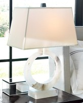 Williams-Sonoma Madison Crystal Lamp