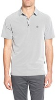 AG Jeans Men's 'Union' Raglan Pique Polo