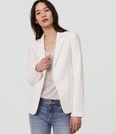 LOFT Tall Single Button Blazer