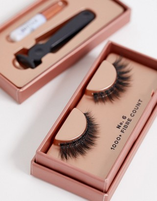 Eylure Luxe Lashes Cashmere No.6