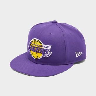 New Era Los Angeles Lakers NBA Basic 9FIFTY Snapback Hat