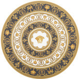 Versace I Love Baroque Serving Plate - White