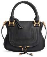 Chloé Marcie Small Double Carry Bag - Black