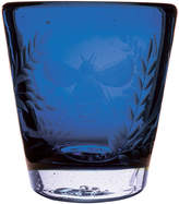 Jan Barboglio Wee-Bee Drinking Glass, Blue