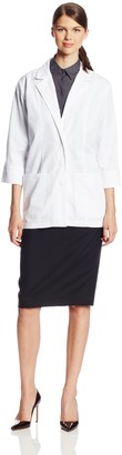 Cherokee Women's Scrubs 3/4 Sleeve 29-Inch Lab Coat
