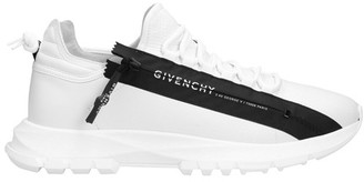 Givenchy Spectre runner low zipped sneakers