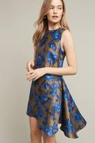 Whit Bluebell Swing Dress