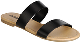 Soda Sunglasses Black Browse Sandal