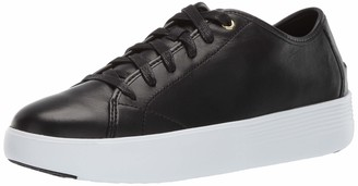 Cole Haan Women's Grand Crosscourt Tennis Flatform Trainers