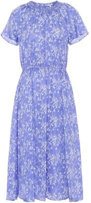 Kenzo Printed midi dress