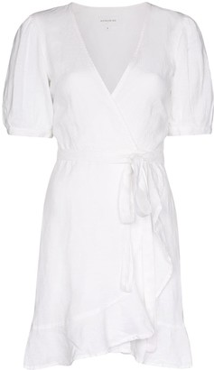 HONORINE Edie wrap dress