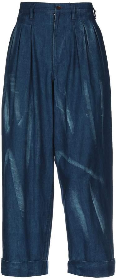 Yohji Yamamoto Jeans