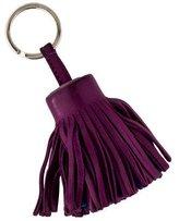 Hermes Bicolor Carmen Tassel Keychain