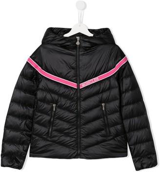 Moncler Enfant TEEN padded down jacket