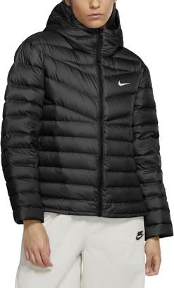 Nike Water Repellent Windrunner Down Jacket