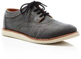 Toms Boys' Brogue Lace Up Oxfords - Toddler, Little Kid, Big Kid