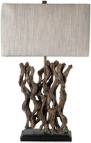 Bed Bath & Beyond Driftwood Table Lamp