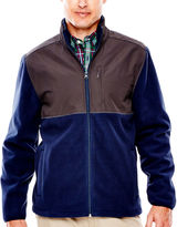ST. JOHN'S BAY St. John's Bay Windblock Fleece Jacket