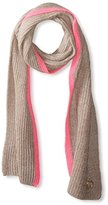 Vince Camuto Women's Knit Scarf, Driftwood Heather