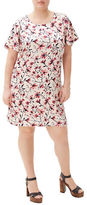 Junarose Plus Jedie Cherry Blossom Dress