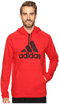 adidas Essentials Cotton Fleece Pullover Hoodie