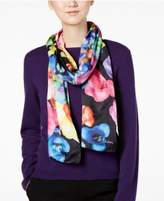 Echo Floral Fling Oblong Scarf, a Macy's Exclusive Style