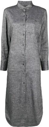 Lorena Antoniazzi Shirt-Style Midi Dress