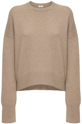 AG Jeans Cropped Cashmere Sweater
