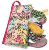 Jellycat Baby's Unicorn Tails Book