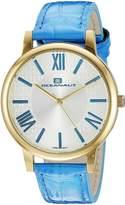 Oceanaut Women's OC7214 Analog Display Quartz Blue Watch