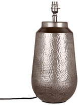 John Lewis Rohan Hammered Lamp Base
