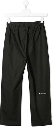 Douuod Kids TEEN elasticated drawstring track pants
