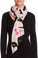 Kate Spade Steal the Scene Scarf