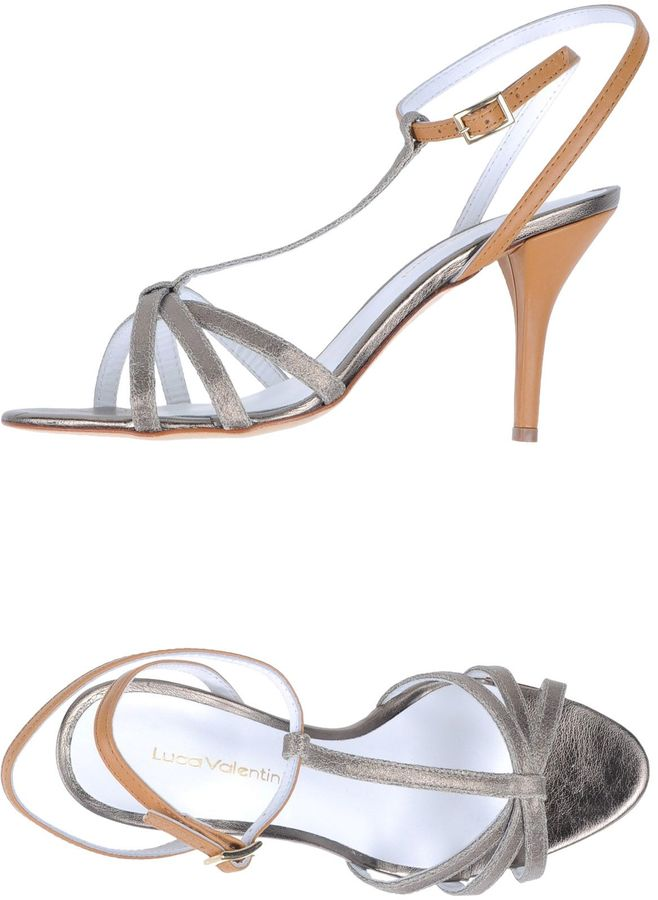 Luca Valentini High-heeled sandals