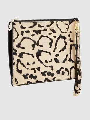 Karen Millen Bennett Purse - Leopard