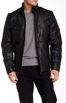 Barbour Arielston Genuine Leather Jacket