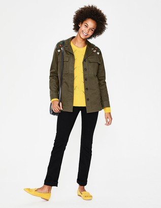 Boden Ruby Embroidered Jacket