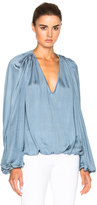 Zimmermann Adorn Scrunch Top