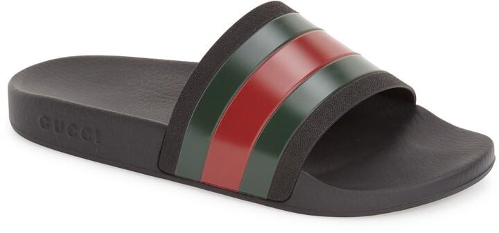 cbb713a1b Gucci Men's Sandals | over 100 Gucci Men's Sandals | ShopStyle