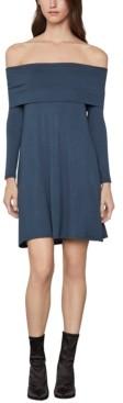 BCBGMAXAZRIA Off-The-Shoulder Shift Dress