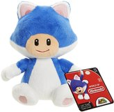 Nintendo Cat Toad Mario Bros U Plush Plush