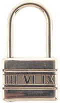 Tiffany & Co. Sterling Silver Atlas 2004 Padlock Key Holder AC7720 MHL